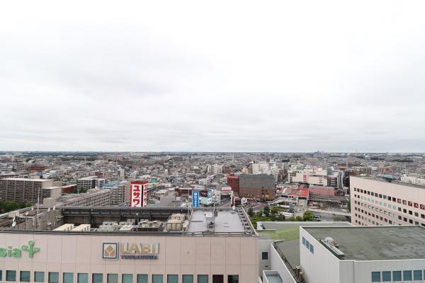 19階からの眺望
