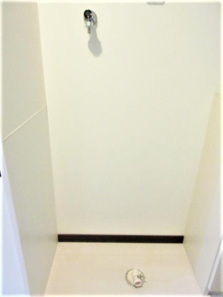 室内洗濯機置き場あり
