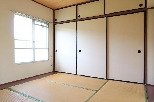 約4.5帖の和室