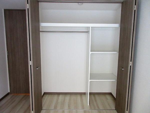 充実の収納スペース(写真は前回募集時)