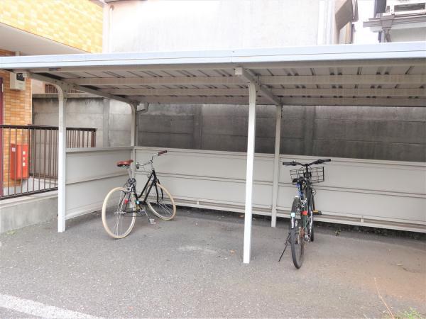 自転車、原付どちらか1台無料