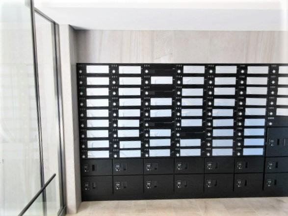 メールボックス・宅配ボックス完備