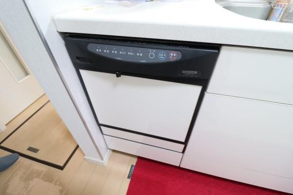 あると便利な食洗機♪