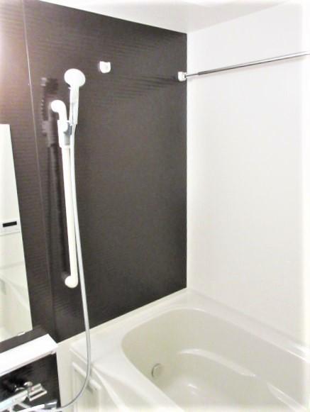 浴室換気暖房機&ステンレスバー有