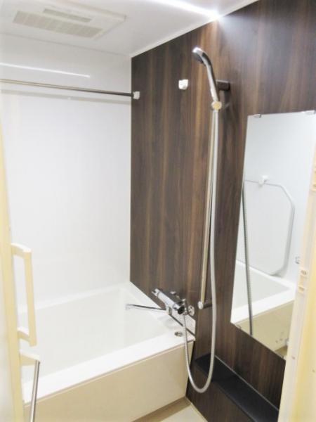 浴室換気暖房機あり換気のしやすい浴室