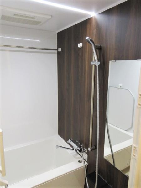 浴室換気暖房機あり使いやすい浴室