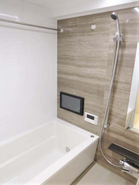 浴室TV・浴室換気暖房機あり充実した入浴タイムを過ごせます