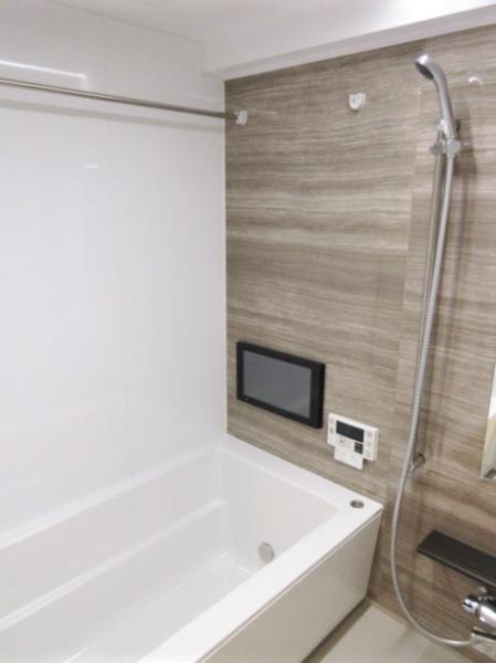 浴室TV・浴室換気暖房機あり充実の入浴タイムを過ごせます