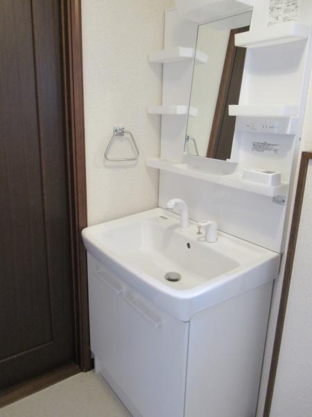 洗面室・洗濯機置き場