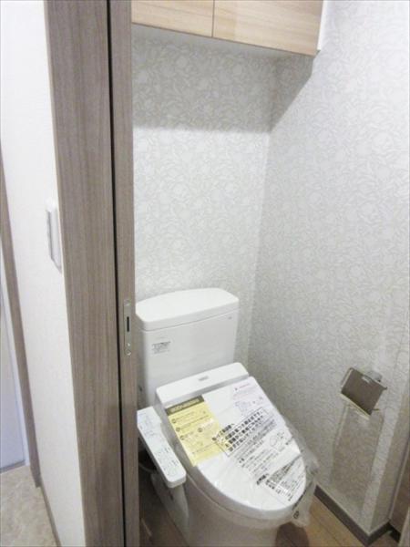 洗浄暖房機能付き◎手洗い場もあります
