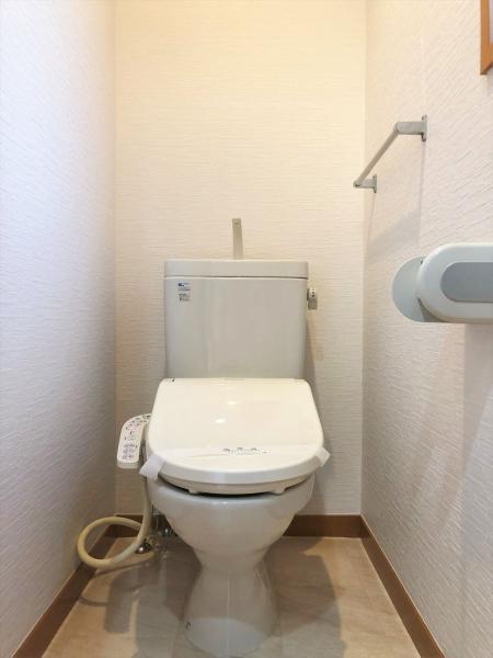 温水洗浄便座のあるトイレ(前回募集時)