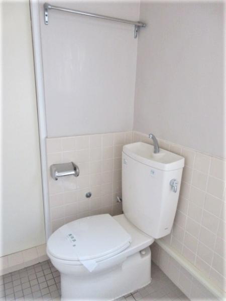 トイレ・バス同室