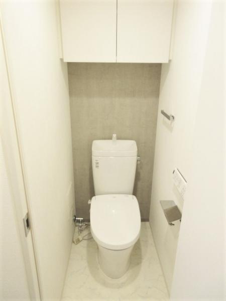温水洗浄便座あり冬季も使いやすいトイレ