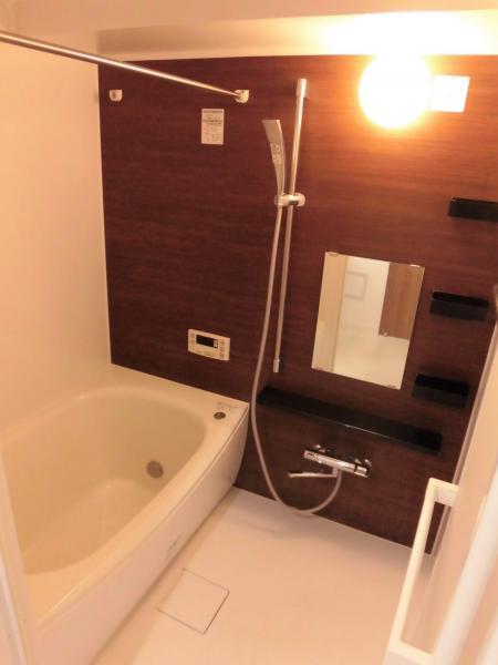 温水洗浄便座のトイレです♪