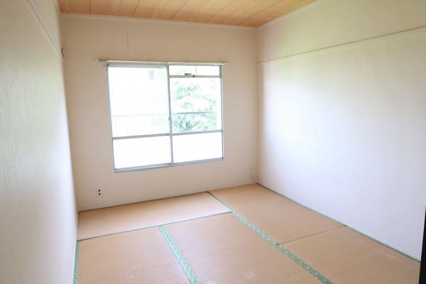 約6帖の和室