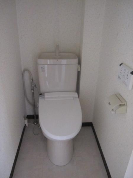 洗浄機能付便座