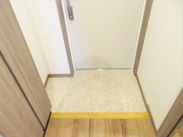 防犯効果の高いダブルロックの玄関ドア☆