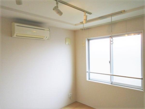 居室にもエアコン有