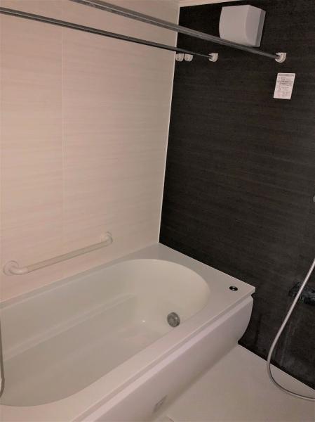 浴室換気乾燥機付きで快適なバスタイム