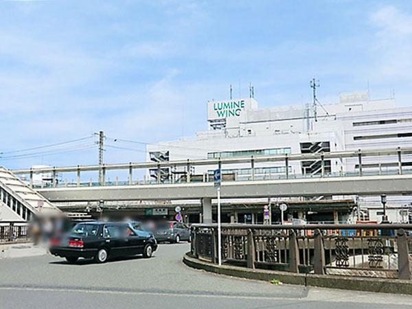 JR大船駅(西口)
