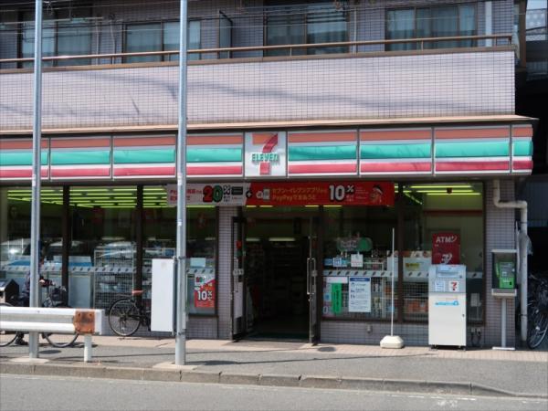 セブン-イレブン 横浜鷹野橋店
