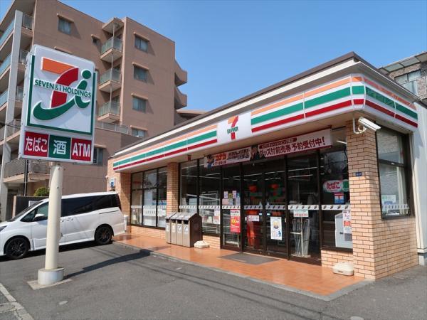 セブン-イレブン 横浜馬場5丁目店