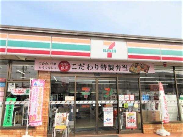 セブンイレブン昭島美堀町1丁目店