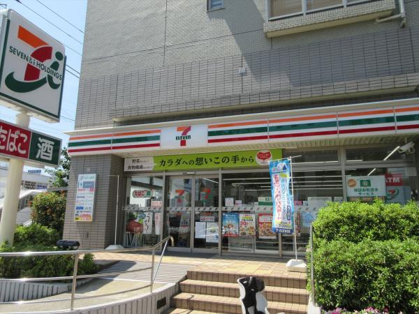 セブン-イレブン川崎鷺沼駅前店