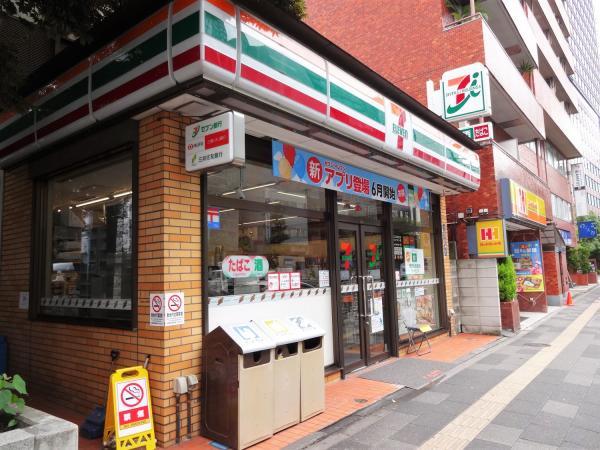 セブンイレブン 港区三田3丁目店