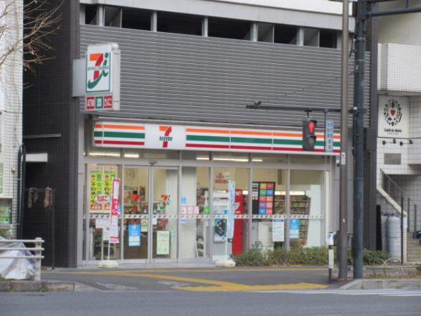 セブン-イレブン 文京本郷3丁目店