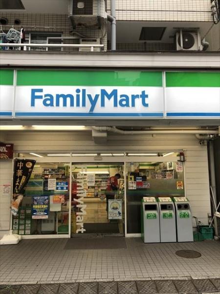 ファミリーマート鈴木錦糸町店