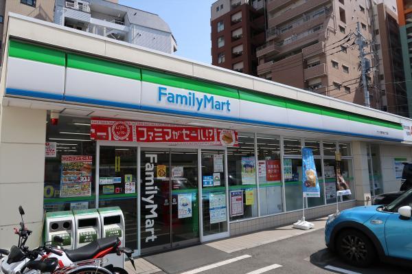 ファミリーマート版画美術館入口店