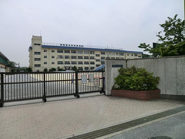 市川市立下貝塚中学校