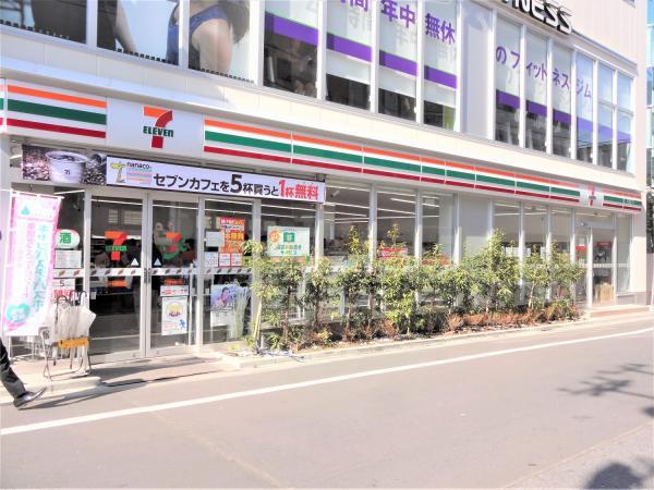 セブンイレブン江東木場駅前