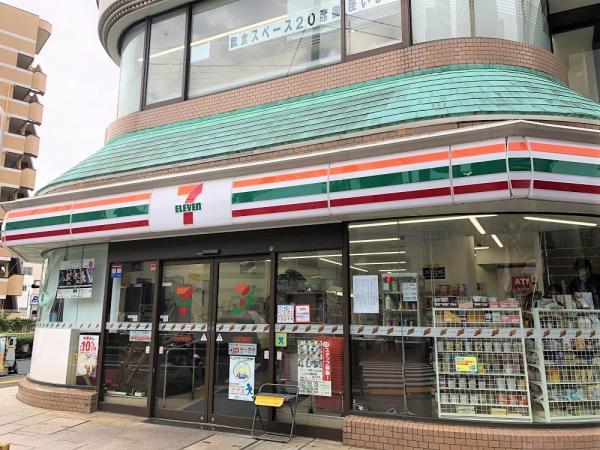 セブンイレブン京成町屋駅前店