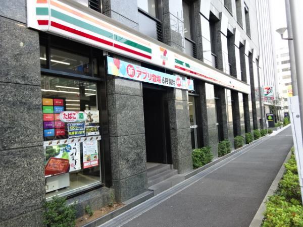 セブンイレブン新宿小川町店