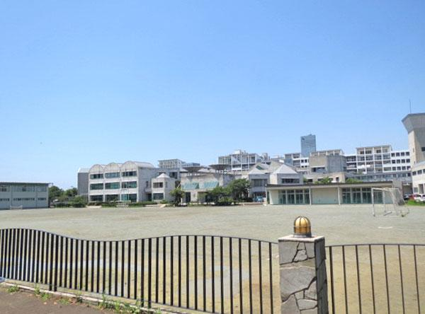 打瀬中学校
