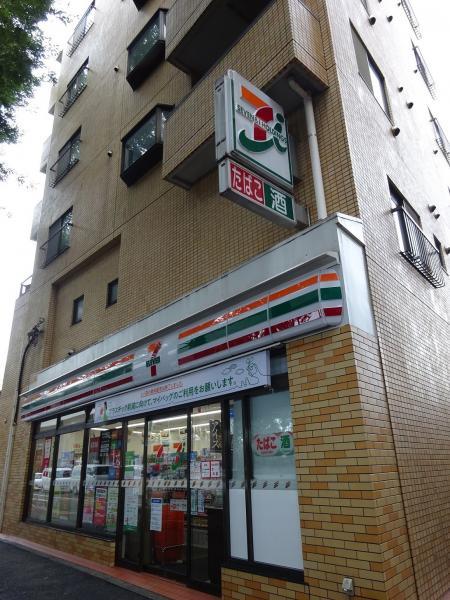 セブンイレブン世田谷松原店