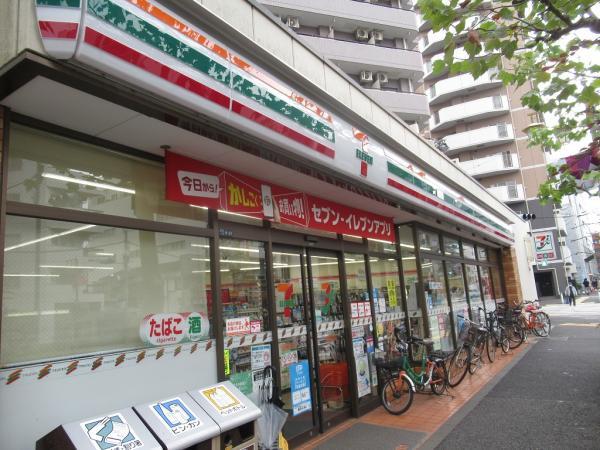 セブンイレブン西早稲田1丁目店