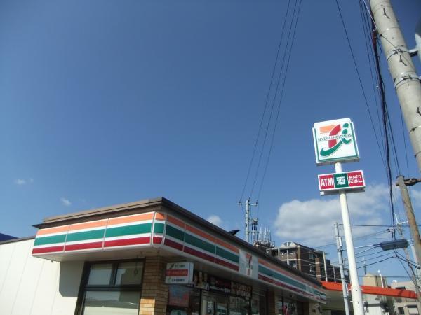 セブン-イレブン西宮柳本町店