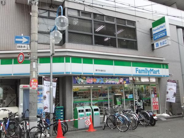 ファミリーマート黒門市場前店