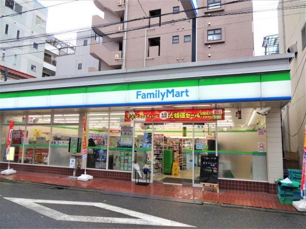 ファミリーマート新丸子駅西口店