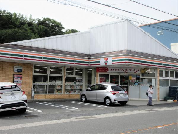 セブンイレブン横須賀野比店