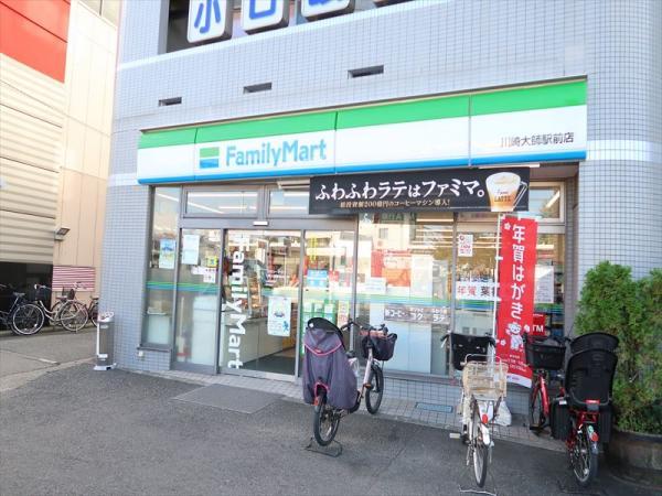 ファミリーマート川崎大師駅前店