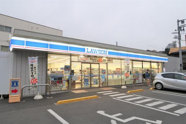 ローソン磯子丸山一丁目店