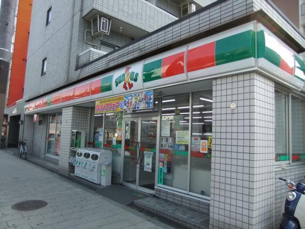 サンクス今福東店