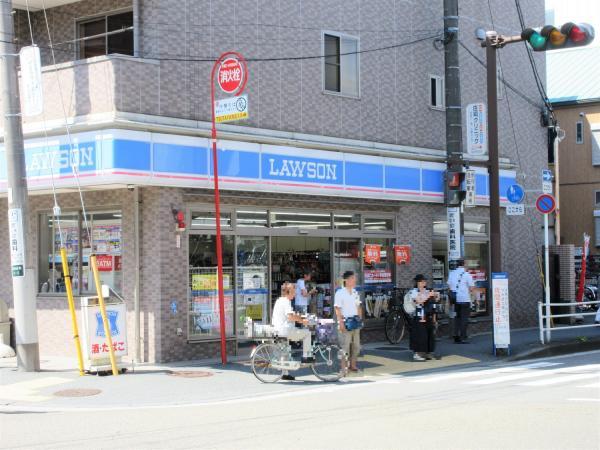 ローソン 横浜釜利谷東二丁目店
