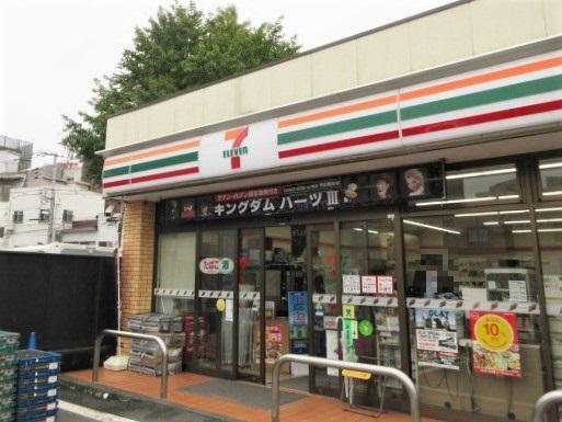 セブンイレブン新宿下落合駅北店