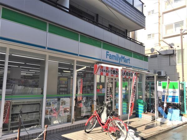 ファミリーマート祐天寺駅前店