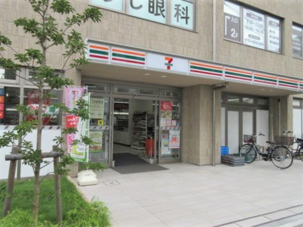 セブンイレブン江東西大島駅前店